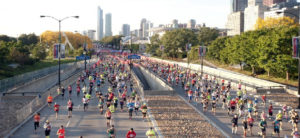 altimetria maratona de chicago percurso