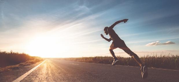 Como correr mais rápido
