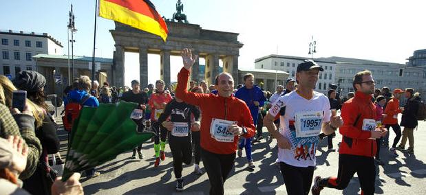 Como participar da maratona de Berlim