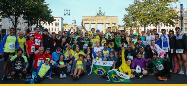 Maratonas internacionais
