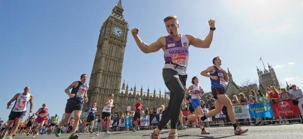 Maratona de londres percurso big ben