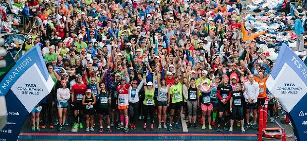 maratona de nova york percurso largada