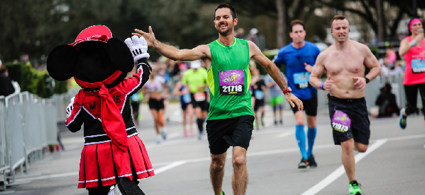 Maratona (nos) estados unidos disney