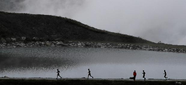 Maratonas na Europa