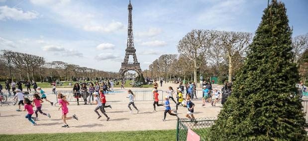 Maratona(s) na França torre