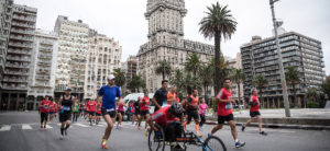 maratonas no uruguai
