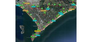 maratona no uruguai