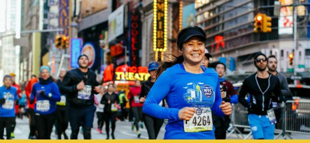 Meia Maratona de NYC