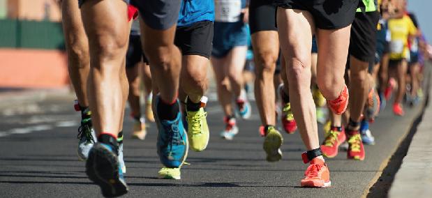 Melhores corredores de maratona