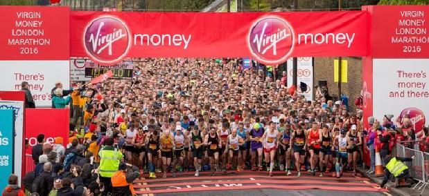 Quais sao as maratonas majors