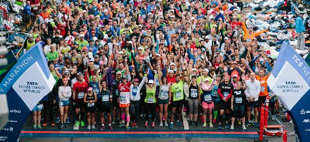 Sorteio maratona de nova york