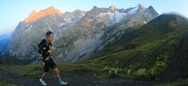 Ultramaratona para iniciantes corredor