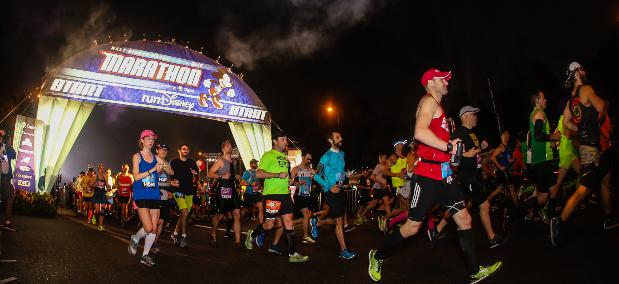 Walt disney world marathon weekend maratona