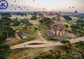 Bagan Temple Marathon 2018