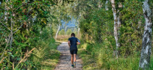 como correr trail running