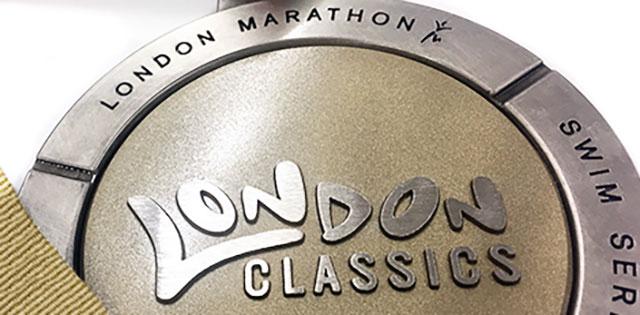 Medalha do London Classics