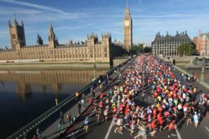 meia maratonas pelo mundo - londres
