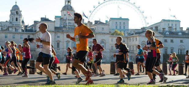 meias maratonas