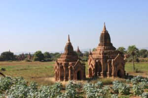 meias maratonas pelo mundo - templo de bagan