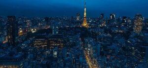 turismo em tóquio tower