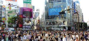 turismo em tóquio shibuya